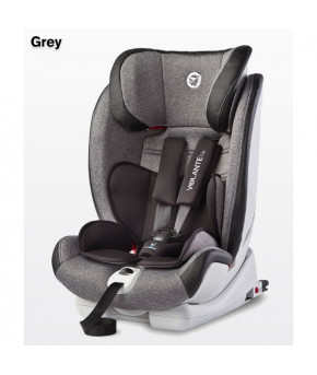 Автокресло Caretero Volante Isofix Limited Grey (9-36кг)