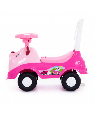 Автомобиль-каталка Полесье Мила для девочек