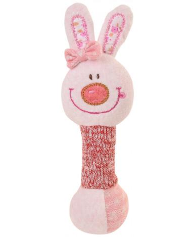 Игрушка-пищалка BabyOno кролик