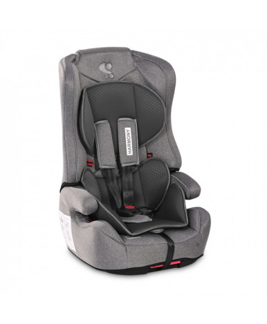 Автокресло Lorelli Harmony Izofix Grey 2021(9-36 кг)