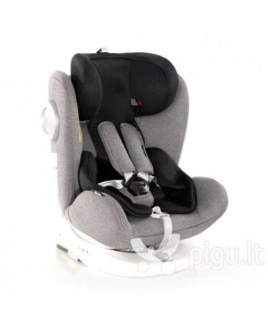 Автокресло Lorelli Lusso SPS Isofix Grey 2021 (0-36кг)