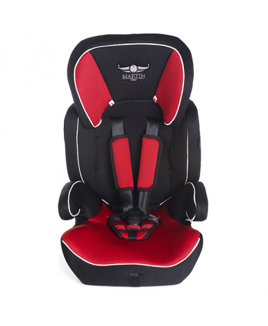 Автокресло Martin noir Street mxz-ef Royal Red (9-36кг)