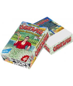 Настольная игра Dream Makers Олигархи 1403