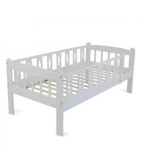 Кровать детская СКВ белый