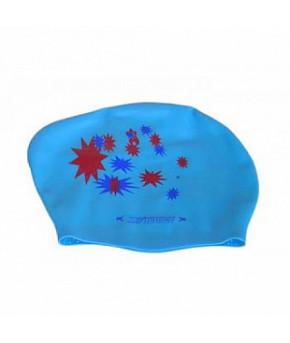 Шапочка для плавания подростковая Zez Sport KW