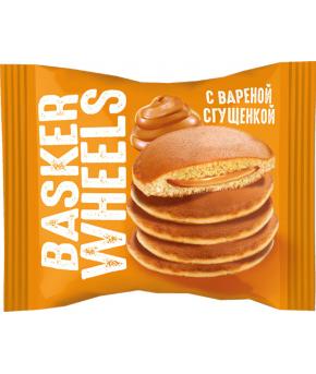 Пирожные бисквитные PanCake с вареной сгущенкой 36г