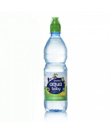 """Вода """"Darida"""" Aqua baby негазированная, 0,5л"""