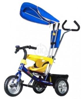 Велосипед трехколёсный NeoTrike Rider Lexus желто-синий