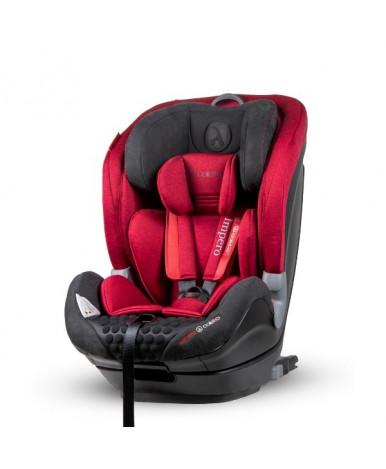 Автокресло Coletto Impero Isofix Red (9-36кг)