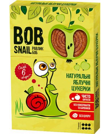Фруктовый ролл Улитка Боб манговые натуральные 60г