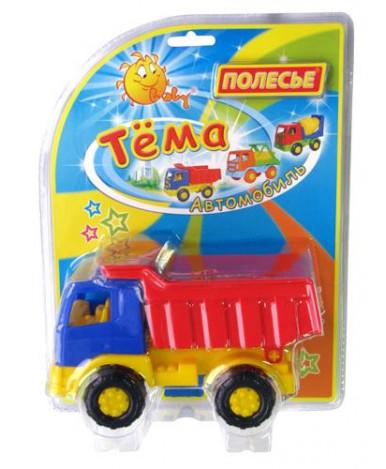 """""""Тёма"""", автомобиль-самосвал (в блистере №2)"""