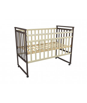 Кровать детская Фа-Мебель Дарья 3 Венге/слоновая кость