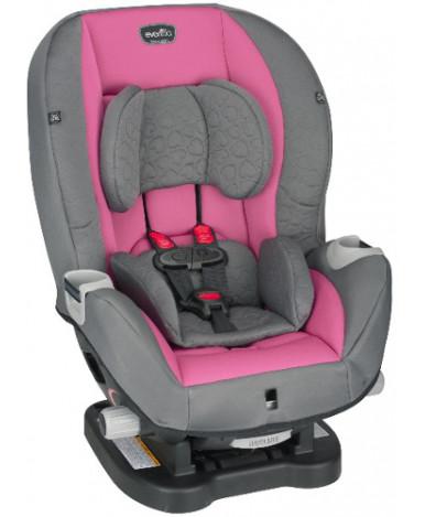 Автокресло Evenflo Triumph Kora Pink (0-25кг)