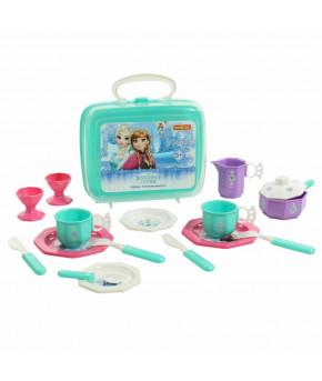 Набор детской посуды Полесье Disney Холодное сердце Готовим вместе