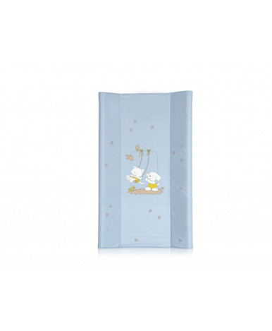 Доска для пеленания Lorelli голубая с рисунком