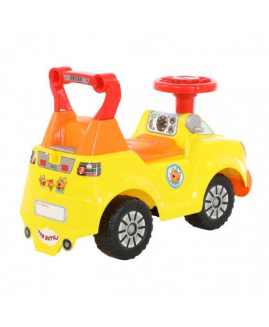 Автомобиль-каталка Полесье Три кота