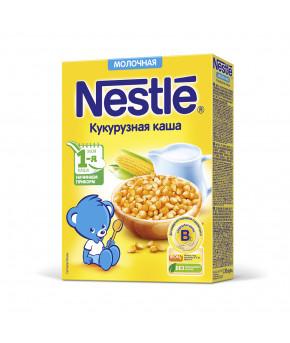 """Каша """"Nestle"""" кукурузная молочная, 220гр"""