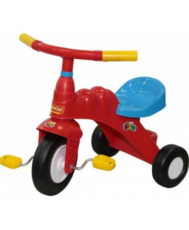Велосипед Полесье Беби Трайк со звуковым сигналом