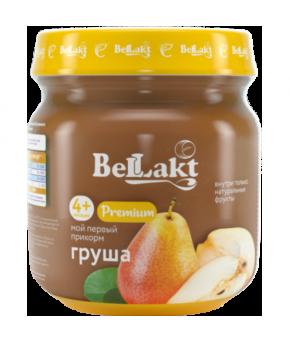 Пюре Беллакт Premium груша 80г