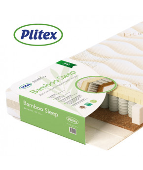 "Матрас ""Plitex"", (Bamboo Sleep), 119х60х14 см"