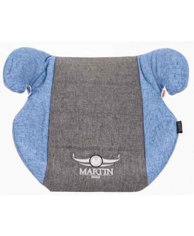 Автокресло Martin noir Swift Blue Tourmaline (22-36кг)