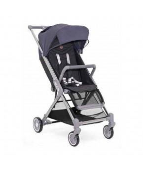 Прогулочная коляска BabyZz Prime темно-синяя