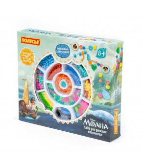 Набор Полесье для детского творчества Disney Моана (381 элемент) (в коробке)
