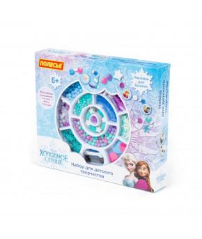 Набор Полесье для детского творчества Disney Холодное сердце (457 элементов) (в коробке)