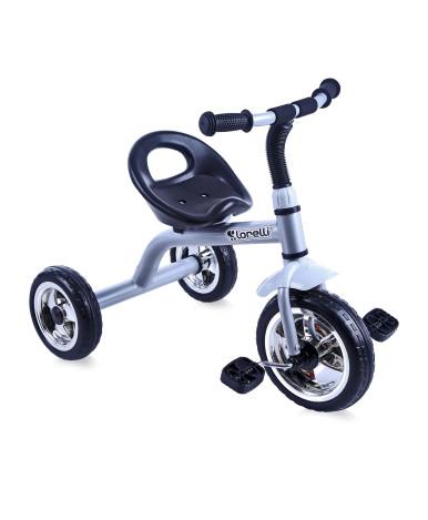 Велосипед Lorelli A28 серо-черный