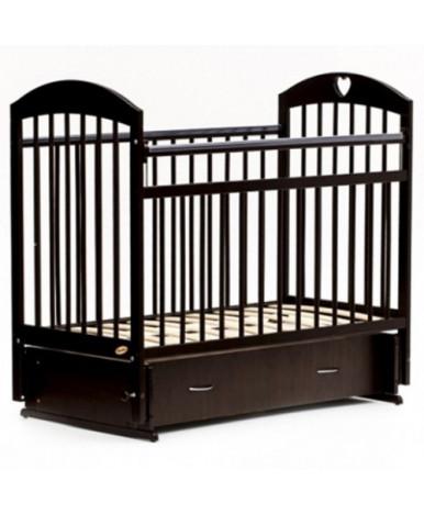Кровать детская Bambini Euro Comfort 19, венге