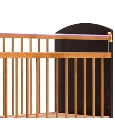 Кровать детская Bambini Elegance 08, венге