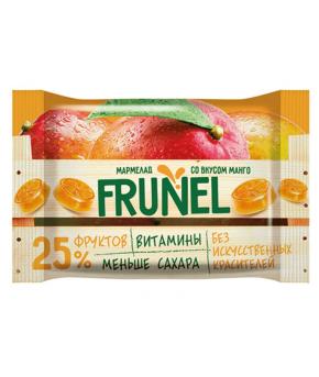 Мармелад жевательный Frunel Манго 40г