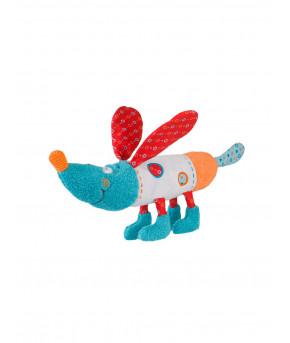Развивающая игрушка BabyOno обнимашка Щенок Боб
