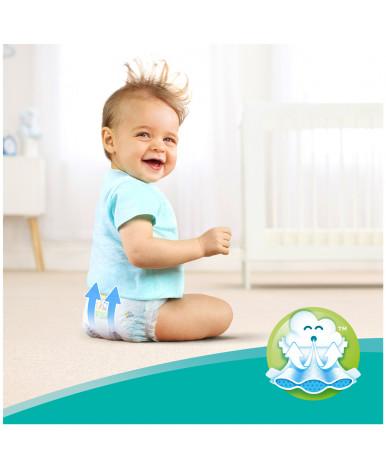 Подгузники Pampers Active Baby 3 (6-10 кг) 208 шт (4 части цена за 52 шт)