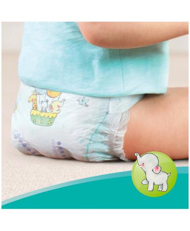 Подгузники Pampers Active Baby 4 (9-14кг) 174шт (3 части цена за 58 шт)