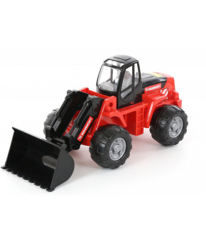 "207-01 ""MAMMOET"", трактор-погрузчик"