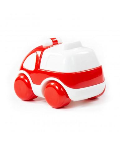 Автомобиль скорая помощь Полесье Карат