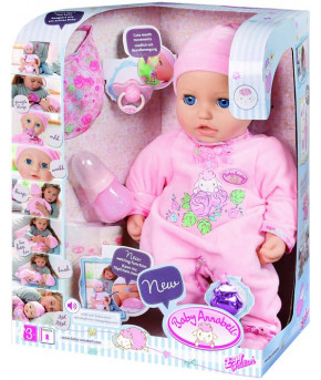 Пупс Baby Annabell