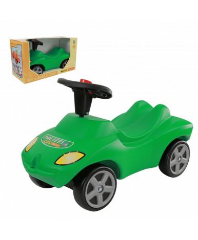 Автомобиль-каталка Полесье Полиция со звуковым сигналом (в коробке)