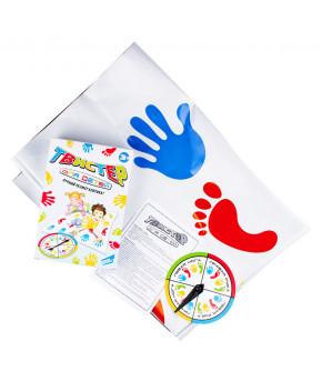 Настольная игра Dream Makers Твистер для детей комнатная 3+