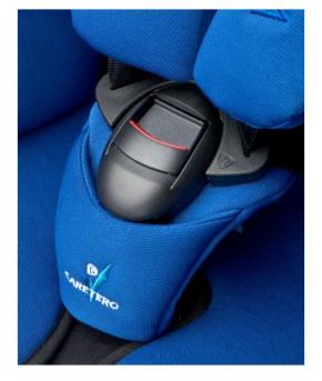 Автокресло Caretero Volante Isofix Limited Burgundy (9-36кг)
