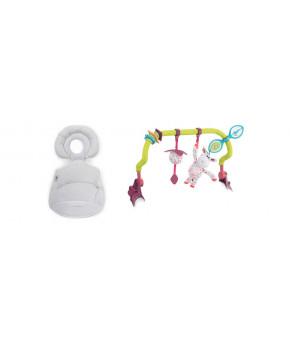 Набор для моделей стульчиков POLLY Progres5  и Polly 2 Start (дуга-подвеска с игрушками и вкладыш)
