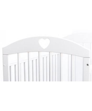 Кровать детская Bambini Euro Comfort 18, венге