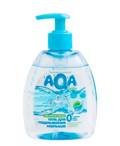 """Гель """"AQA"""" baby для подмывания с дозатором, 300мл"""