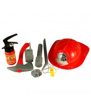 Набор пожарного Служба спасения 99019