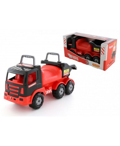 Автомобиль-каталка Polesie 200-01 MAMMOET