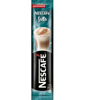 Кофе Nescafe Classic Latte 18г