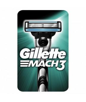 Станок Gillette MACH3 + 1 кассета