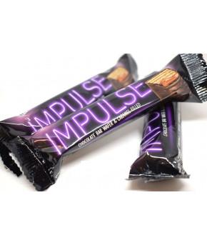 Батончик глазированный Impulse вафельный 16г