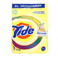 Стиральный порошок Tide детский Color 4,5кг 0+